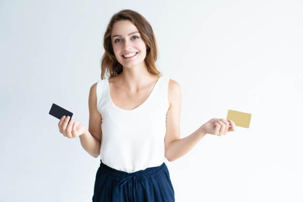 บัตรเครดิตระดับสูง