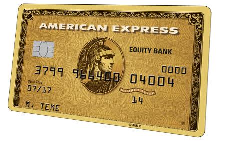 บัตรเครดิต American Express