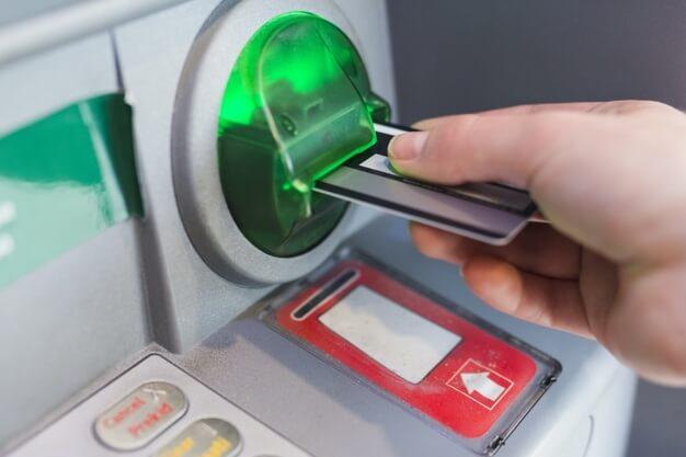 วิธีกดเงินสด ยูเมะพลัส จากตู้ ATM